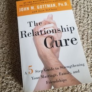 The Relationship Cure - book